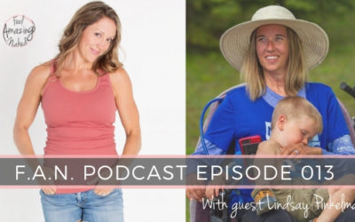 Finding confidence again after a life-changing accident with Lindsay Pinkelman