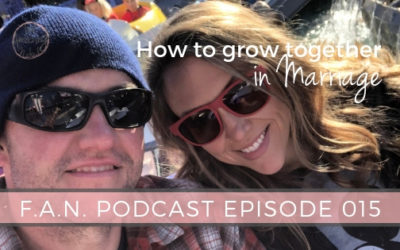 How to grow together in marriage