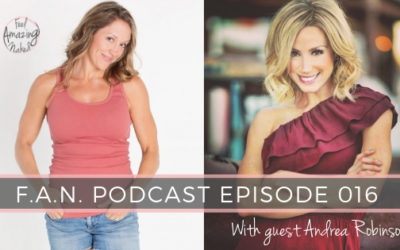 How to overcome criticism to become a more confident woman with Andrea Robinson