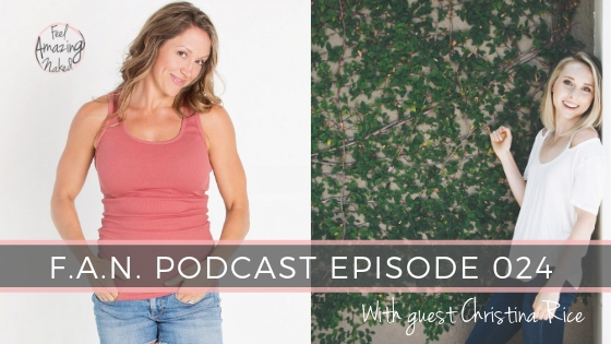 How to change your body by changing your mind with Christina Rice