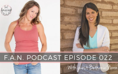 How to make a REAL lifestyle change with Dr. Bethania Noronha