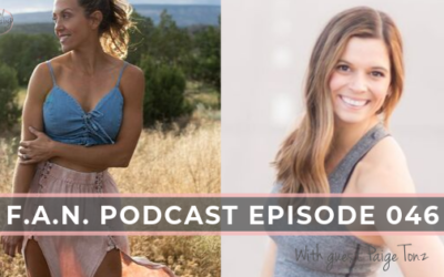 Raising a self-confident daughter into a self confident woman with Paige Tonz
