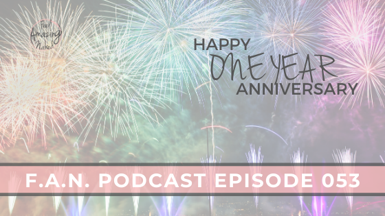 The 1 Year Anniversary Episode