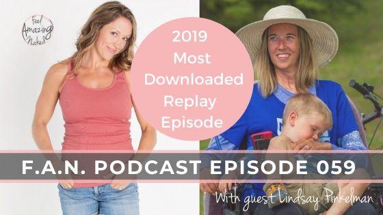 2019 Throwback Episode Replay with Lindsay Pinkelman