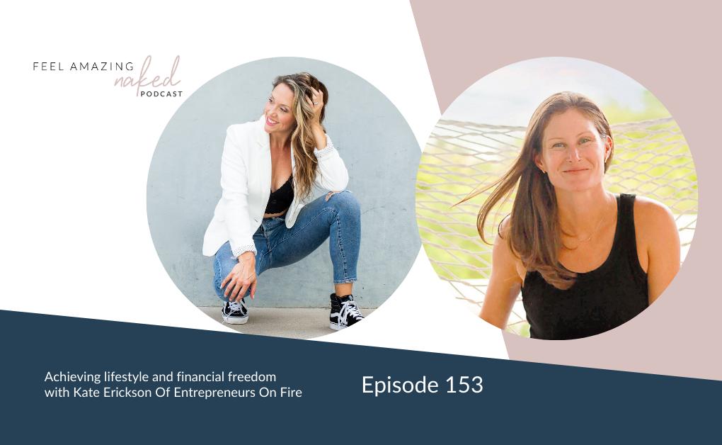 kate erickson entrepreneurs on fire